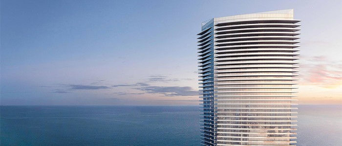 Rendering Residences by Armani Casa